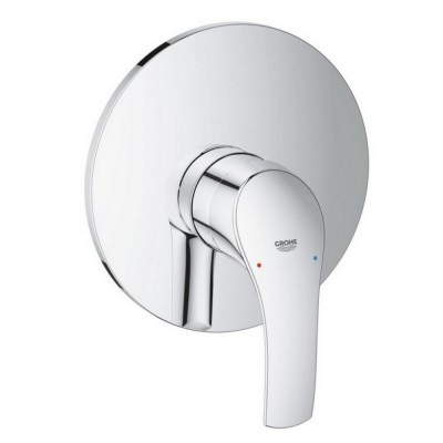 Manual Single Lever Shower Valves
