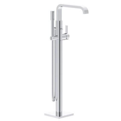 Freestanding bath taps ergonomic designs for Ergonomic designs bathroom