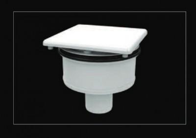 Kaldewei Superplan Plus Horizontal Shower Tray Waste