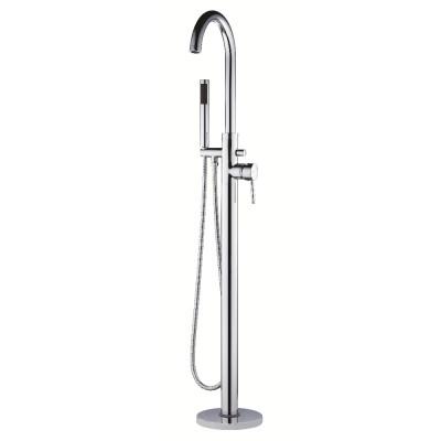Freestanding Bath Taps Ergonomic Designs