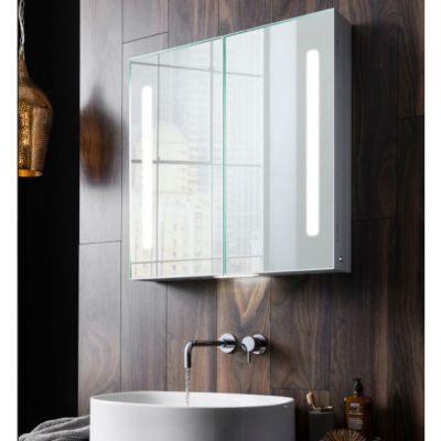 Bathroom mirror cabinets ergonomic designs for Ergonomic designs bathroom