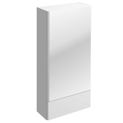 400mm Wide Bathroom Mirror Cabinets Ergonomic Designs