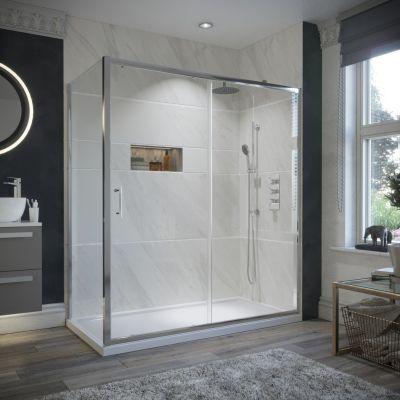 1000 x 700 sliding door shower enclosures ergonomic designs for 1000 bifold shower door
