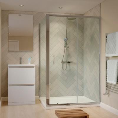 1700 x 760 sliding door shower enclosures ergonomic designs for 1700 shower door