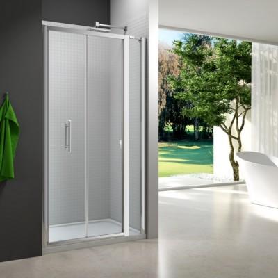 Bi Fold Door With 8mm Glass