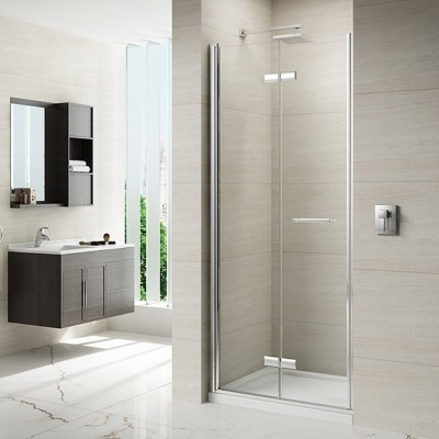 Fine Bi Fold Shower Door Download Free Architecture Designs Scobabritishbridgeorg