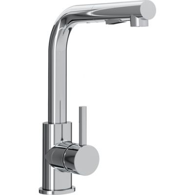 Bristan Sherbet Kitchen Sink Mixer Tap With Pull Out Nozzle