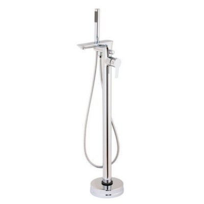 Freestanding Bath Taps with Shower Attachment