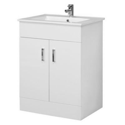 Floor standing vanity units bathroom vanity unit for Free standing bathroom vanity units