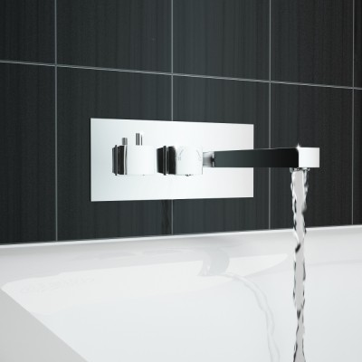 Wall Mounted Basin Tap
