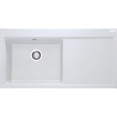 The Franke Mythos MTG 611 Inset Fragranite Kitchen Sink RHD in ...