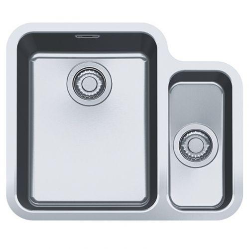 Franke HDX160 34-15 HYDROS Undermount Kitchen Sink RHSB Stainless ...
