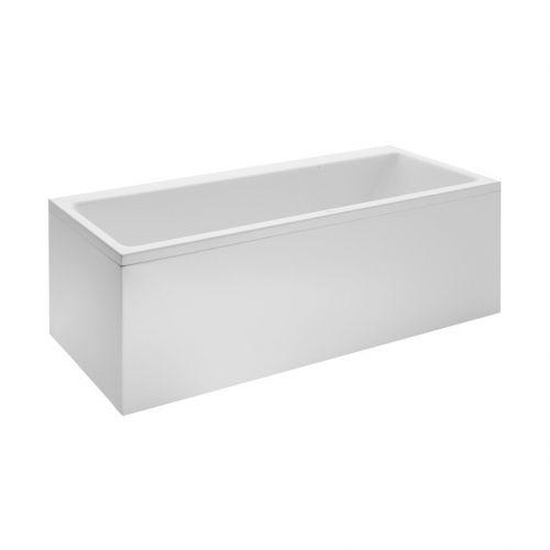 Laufen Pro 1700 x 700mm Standard Acrylic Bath with frame and feet 0TH