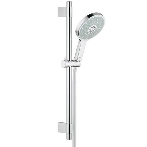 grohe spa power and soul cosmopolitan shower riser rail. Black Bedroom Furniture Sets. Home Design Ideas