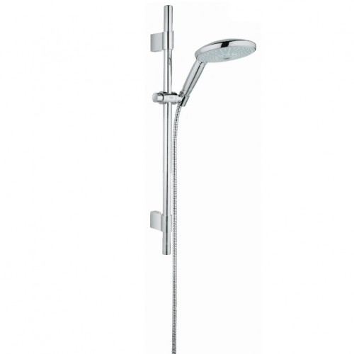 grohe rainshower classic 160mm shower set chrome. Black Bedroom Furniture Sets. Home Design Ideas