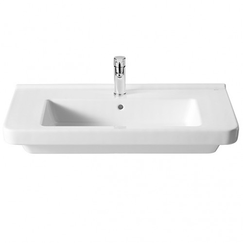 image for 327783000 Roca Dama N White 650 X 460mm Basin 1th