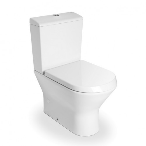 roca nexo standard close coupled toilet pan. Black Bedroom Furniture Sets. Home Design Ideas