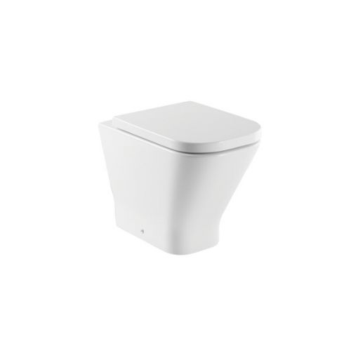 Roca The Gap Back To Wall Wc Toilet Pan