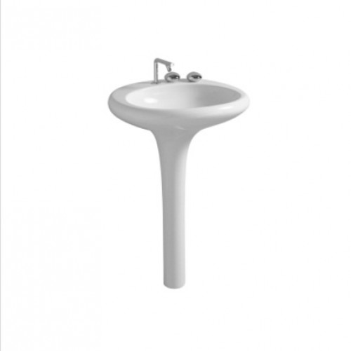 image for 4261B403-0871 Vitra Istanbul Freestanding 600mm 3th Basin