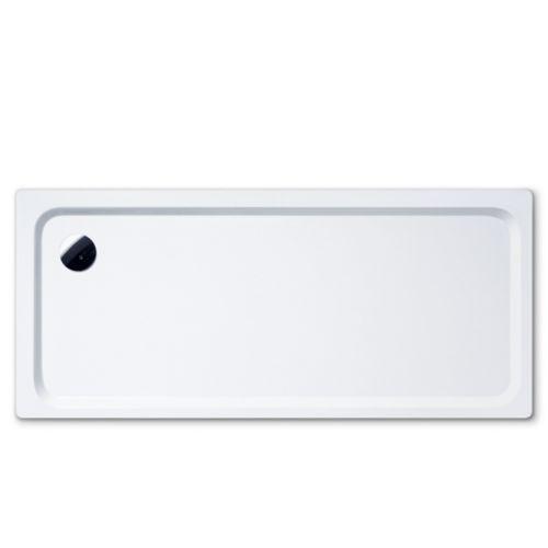 kaldewei superplan xxl 900 x 1600mm rectangular steel shower tray in alpine white. Black Bedroom Furniture Sets. Home Design Ideas
