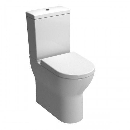 vitra s50 close coupled btw comfort height toilet pan. Black Bedroom Furniture Sets. Home Design Ideas