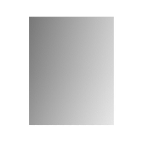 image for 56855 Vitra Classic 600mm X 700mm Rectangular Bathroom Mirror