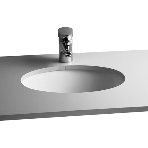 image for 6069B003-0012 Vitra S20 520mm Under Counter Basin Oval