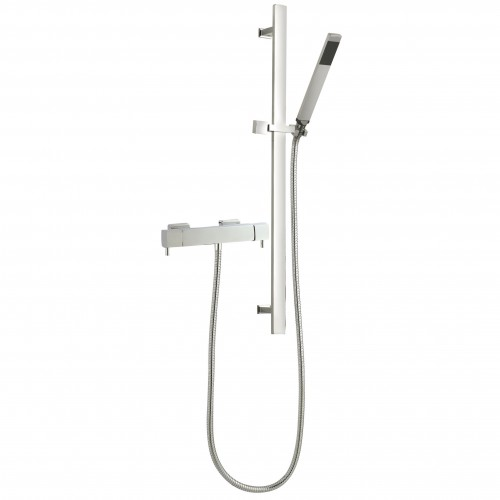 Hudson Reed Thermostatic Bar Showers Minimalist Quadro Bar Valve ...