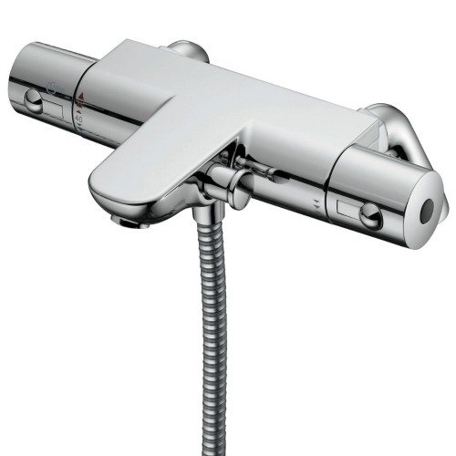 Image For A5635AA Ideal Standard Alto Ecotherm Deck Mounted Bath Shower Mixer Tap