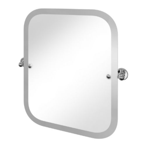 image for ARCA40CHR Arcade Swivel Standard Rectangular Mirror Chrome