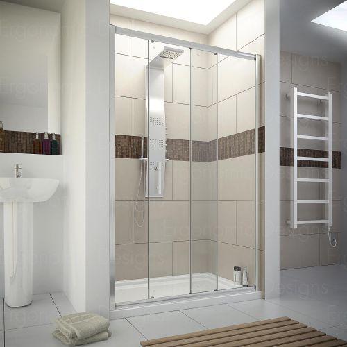 Ergonomic designs 1200mm sliding shower door for 1200mm shower door