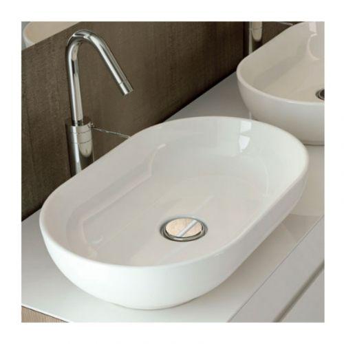 image for HAROVBAS RAK Harmony Oval Counter Top Wash Basin