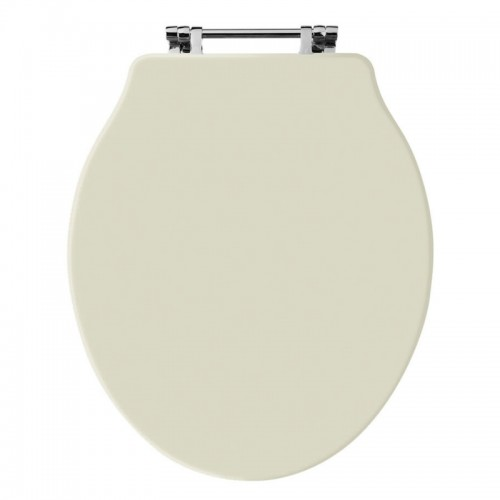 Old London Pistachio Ryther Soft Close Traditional Wooden Toilet Seat
