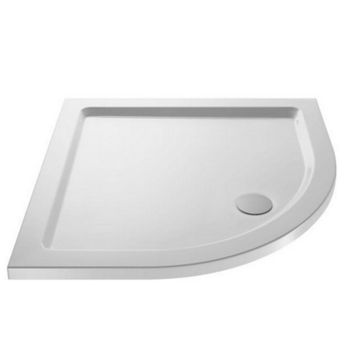 image for NTP105 Ultra Pearlstone 800 X 800mm Quadrant Shower Tray