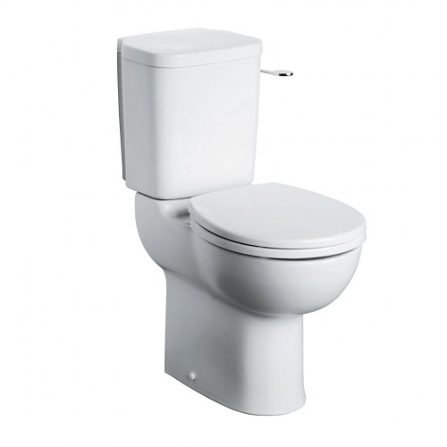 Ideal Standard Contour Box Rim Close Coupled Toilet Pan