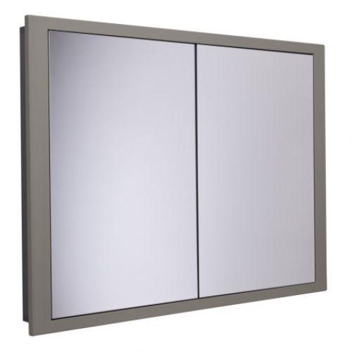 Schcab1075 Mlc Roper Rhodes 1040mm, Recessed Mirror Cabinet For Stud Walls