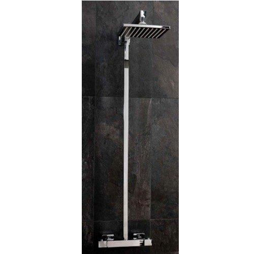 Cassellie Term Thermostatic Exposed Shower Pole