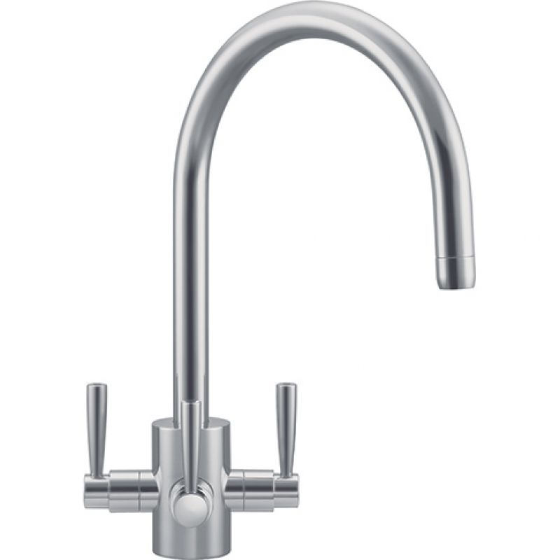 image for 120.0180.353 Franke Filterflow Filtered Water  Olympus Kitchen Tap Stainless Steel