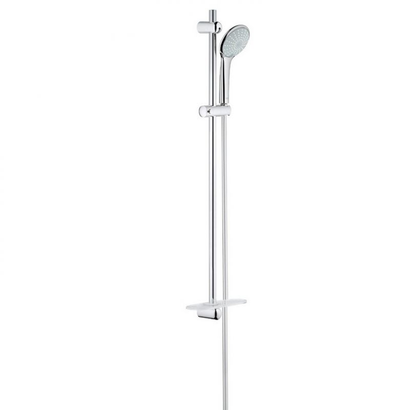 image for 27225001 Grohe Euphoria 2 Spray Pattern Shower Rail Set 900mm Chrome