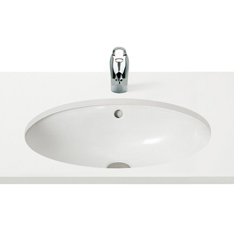 image for 327871001 Roca Berna 0 Tap Hole Under Countertop Basin
