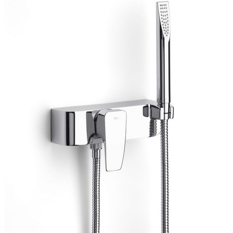 image for 5A2050C00 Roca Showers Thesis Wall Mounted Shower Mixer Kit