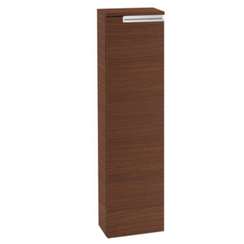 image for 856661154 Roca Victoria N Unik 253 X 1100mm Column Unit Rh In Textured Wenge