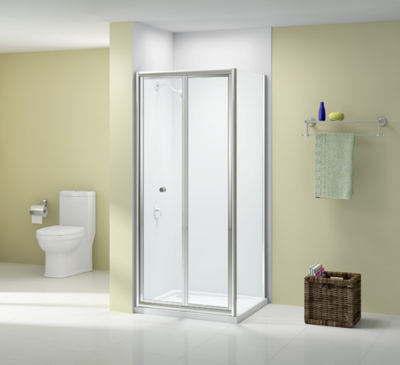 image for A1200D0 Merlyn Ionic Source 900mm Bifold Shower Door