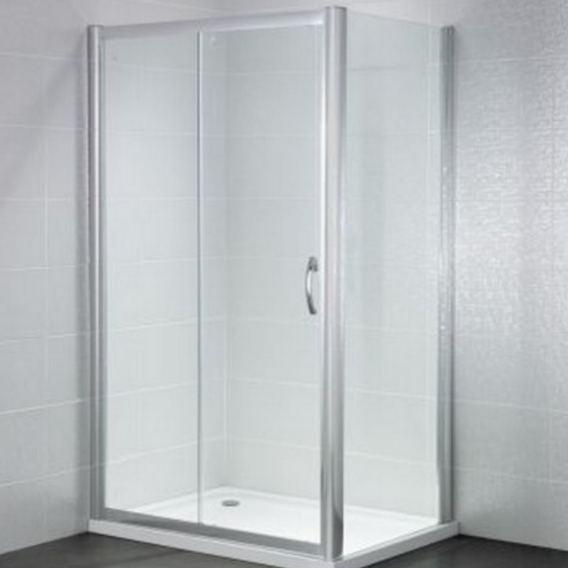 image for AP9478S-AP9474S April Identiti2 1100 X 800mm Sliding Shower Enclosure