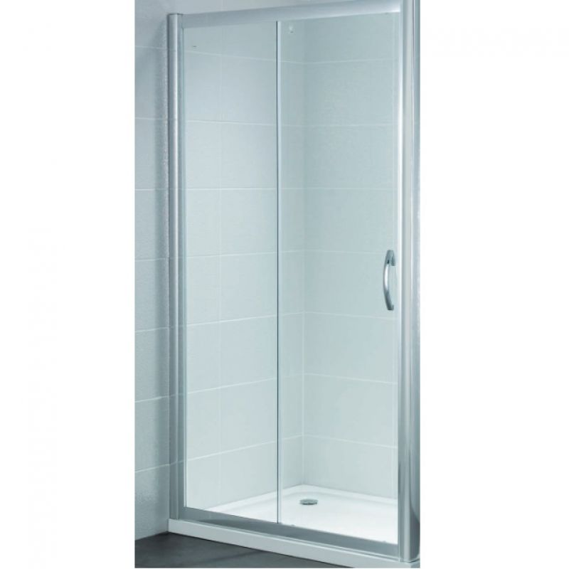 image for AP9480S April Identiti2 Sliding Shower Door 1400mm