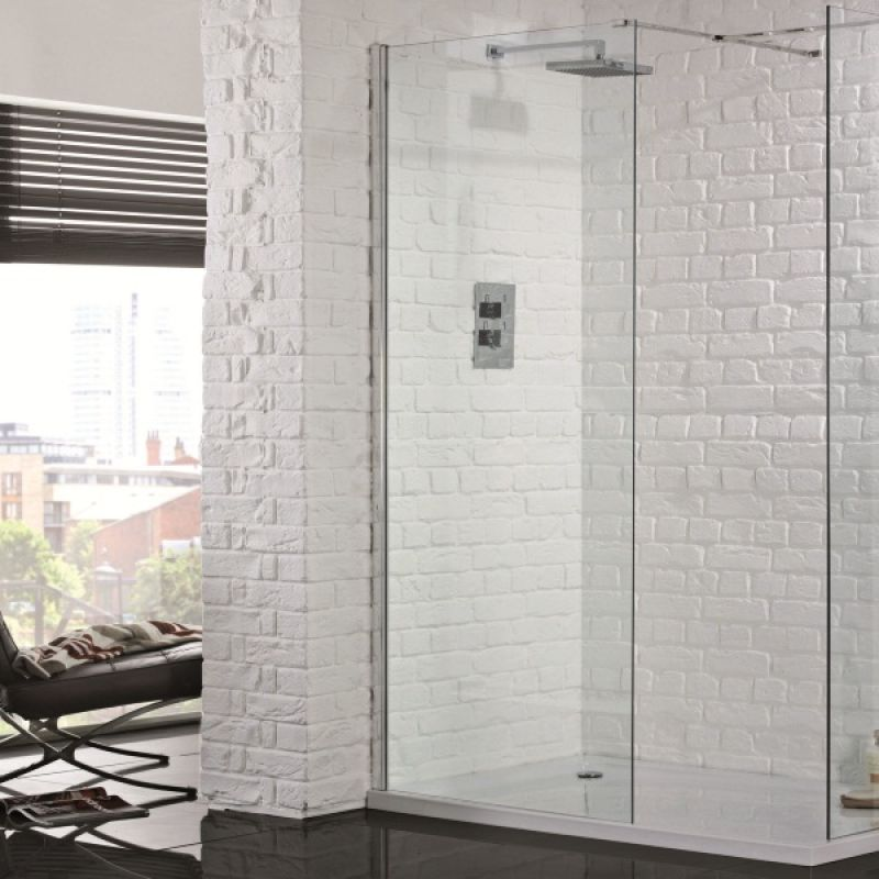 image for AQ2012 Aquadart Wetroom 8 1200mm Wet Room Screen