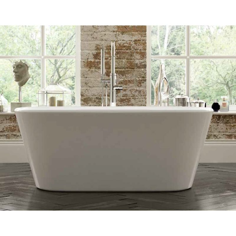 image for BEHY-418 Frontline Zenith 1500 X 700 Luxury Freestanding Double Ended Bath