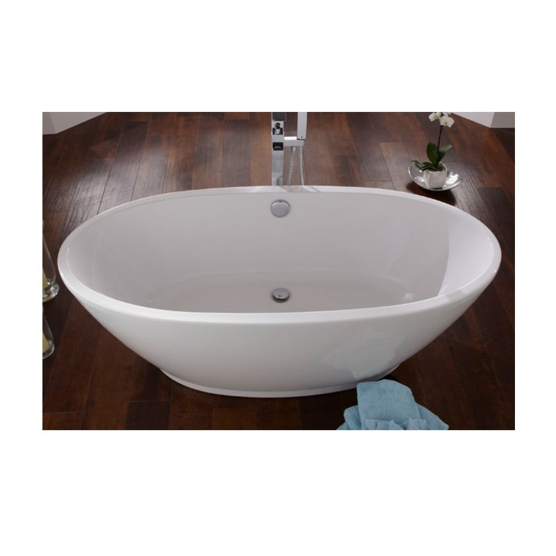 image for BSFS-10-1708 Abacus Varese Freestanding Bath 1700x800mm