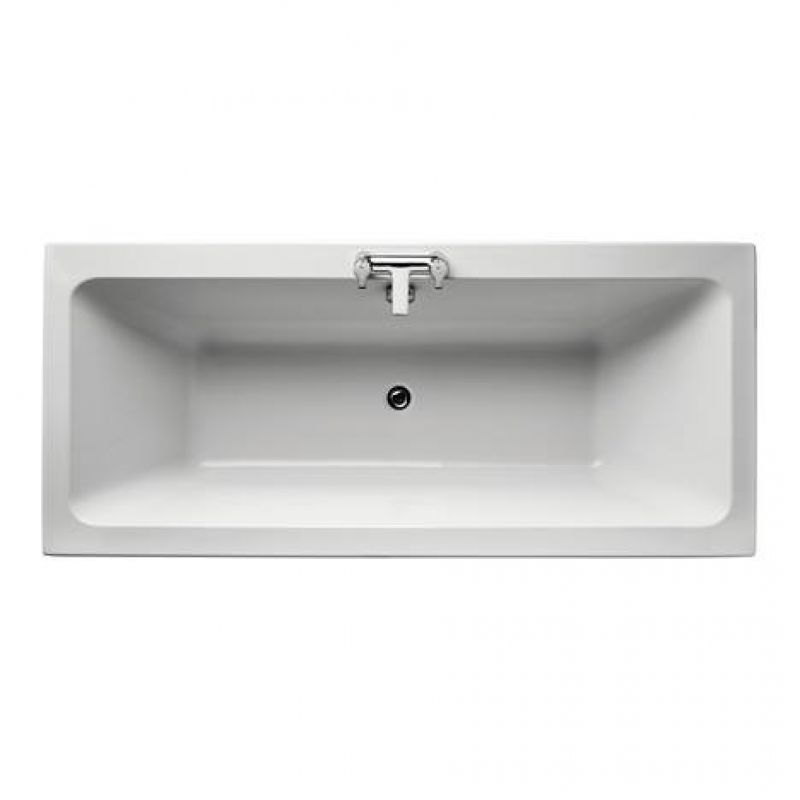 image for E258401 Ideal Standard Tempo Cube 1800 X 800mm Double Ended Bath 0th