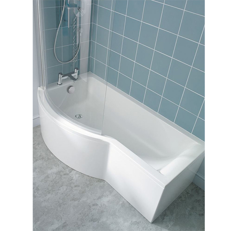 image for E731601 Ideal Standard Concept 1700 X 700mm Idealform Lh Shower Bath 0th